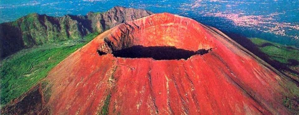 Vesuvius Excursion Guided – Full Day