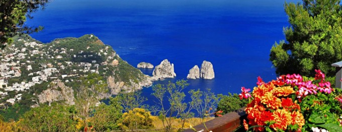 Capri Island Tour Guided