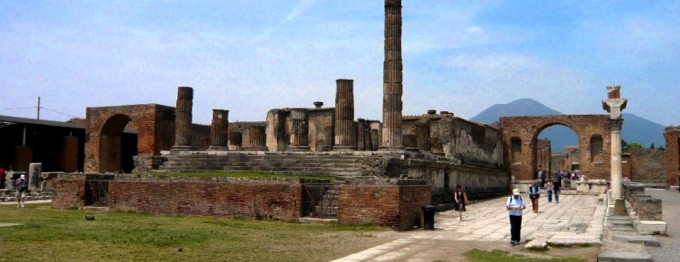 Pompeii Ruins Guide Tour